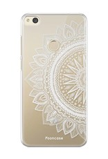 Huawei Huawei P8 Lite Handyhülle - Mandala