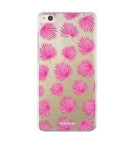 Huawei Huawei P8 Lite - Rosa Blätter