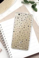 Huawei Huawei P8 Lite Handyhülle - Sterne