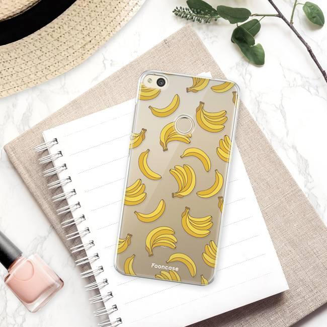 Huawei Huawei P8 Lite Handyhülle - Bananas