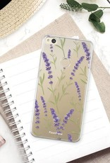 Huawei Huawei P8 Lite - Purple Flower