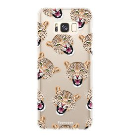 Samsung Samsung Galaxy S8 - Cheeky Leopard