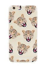 Apple Iphone 7 hoesje - Cheeky Leopard