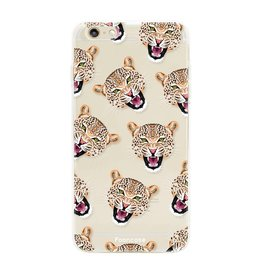 Apple Iphone 7 - Cheeky Leopard