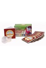 Children's Earth Paint Kit - Natuurlijke verf voor kinderen