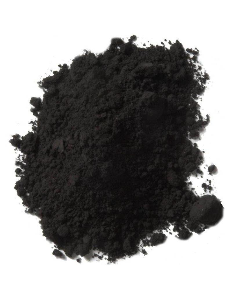 Natural Earth Paint mineraal aarde-pigment Black Ocher voor olieverf om zelf aan te maken