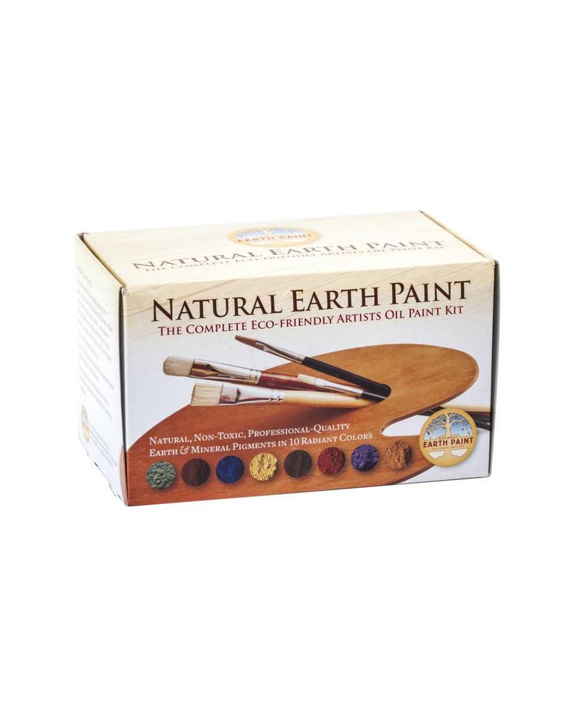 Complete ecological oil paint set