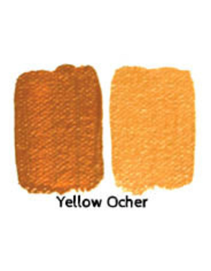 Natural Earth Paint - aarde-pigment Yellow Ocher voor olieverf