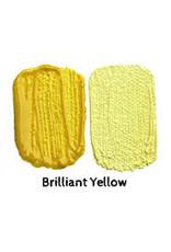 Natural Earth Paint mineraal aarde-pigment Brilliant Yellow voor olieverf om zelf aan te maken
