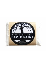 Natural Earth Oil paint made of earth and mineral pigments Titanium White.