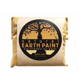 Oil paint pigment Yellow Ocher