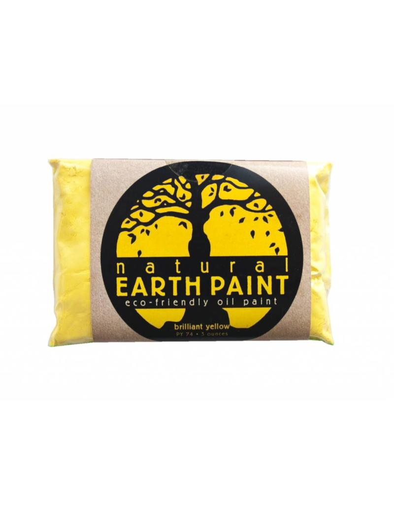 Natural Earth Paint - aarde-pigment Brilliant Yellow voor olieverf