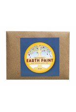 Children's Earth Paint by Color - blue