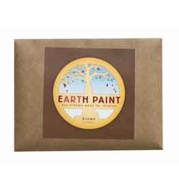 Children's Earth Paint by Colour - brown