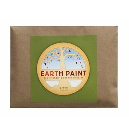 Children's Earth Paint per kleur - groen