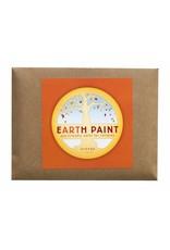 Children's Earth Paint - natuurlijke verf per kleur - oranje