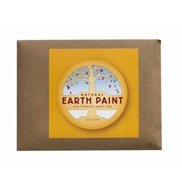 Children's Earth Paint per kleur - geel