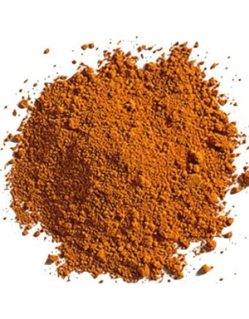 Bulk olieverf kleur Orange Ocher