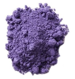 Bulk olieverf pigment Ultramarine Purple