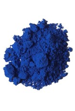 Bulk olieverf pigment kleur Ultramarine Blue