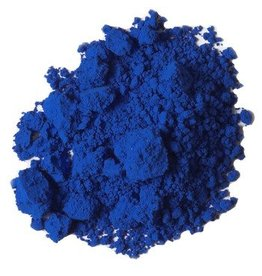Bulk oil paint pigment Ultramarine Blue
