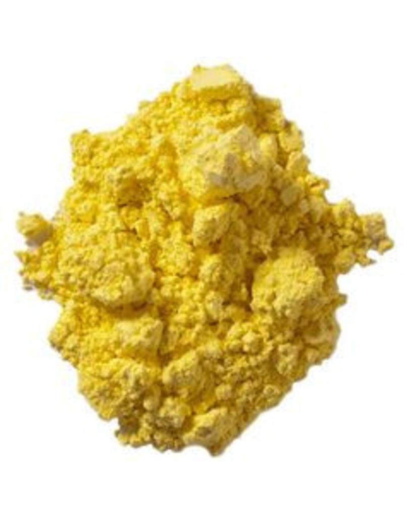 Bulk olieverf pigment kleur Brilliant Yellow