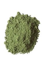 Bulk olieverf pigment kleur Terre Verte