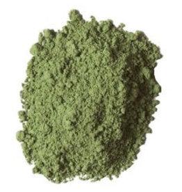 Bulk olieverf pigment Terre Verte