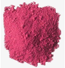 Bulk oil paint pigment Mayan Red