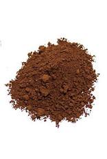 Bulk olieverf pigment kleur Raw Umber