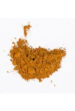 Bulk olieverf pigment kleur Raw Sienna