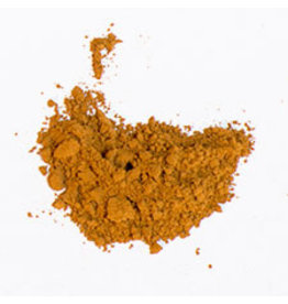 Bulk oil paint pigment Raw Sienna