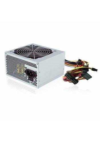 Ewent EW3900 500W ATX Zilver power supply unit