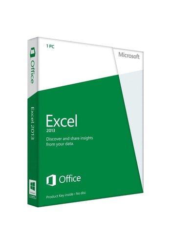 Microsoft Excel 2013 32b/x64 Medialess UK