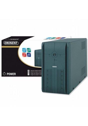 Eminent UPS 600VA 600VA Zwart UPS