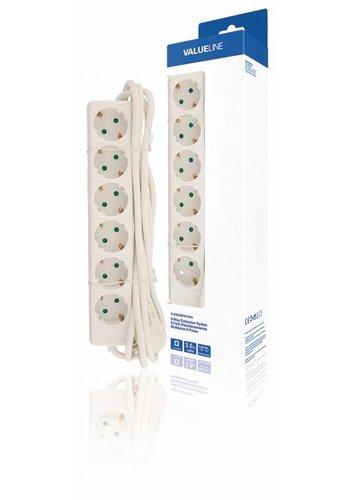 OEM Valueline VLES630F001WH power uitbreiding