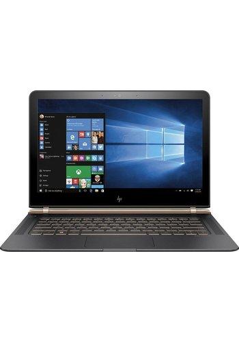 """Hewlett Packard HP Spectre 13-v000nd 2.3GHz i5-6200U 13.3"""" 1920 x 1080Pixels Zwart, Koper Notebook"""