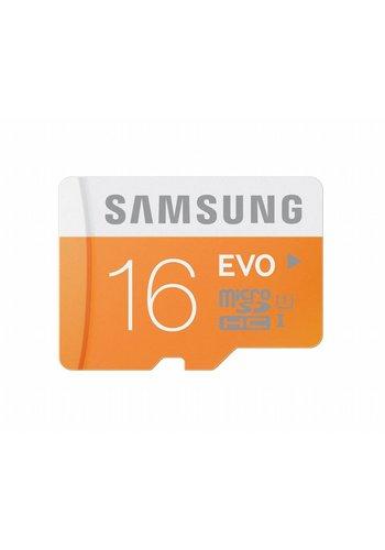 Samsung 16GB, MicroSDHC EVO 16GB MicroSDHC UHS Class 10 flashgeheugen