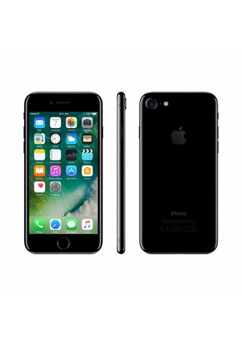 Apple iPhone 7 256GB JetBlack Refurb Bronze (refurbished)