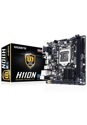 Gigabyte GA-H110N Intel® H110 Express Chipset Mini ITX moederbord