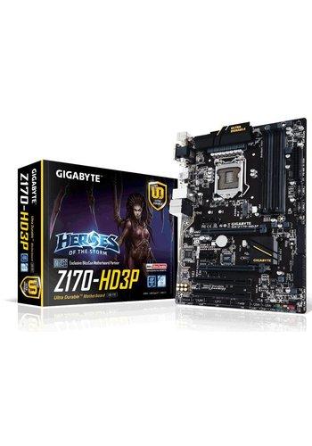 Gigabyte GigaByte GA-Z170-HD3P S1151 / Z170 / 4xDDR4 / ATX moederbord