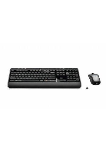 Logitech MK520 RF Draadloos QWERTY US International Zwart toetsenbord