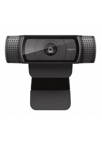 Logitech C920 15MP 1920 x 1080Pixels USB 2.0 Zwart webcam