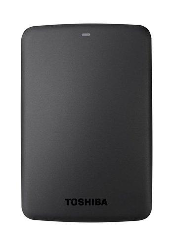 Toshiba HDD Ext.  Basics  2TB / USB 3.0 / 2.5Inch / Black