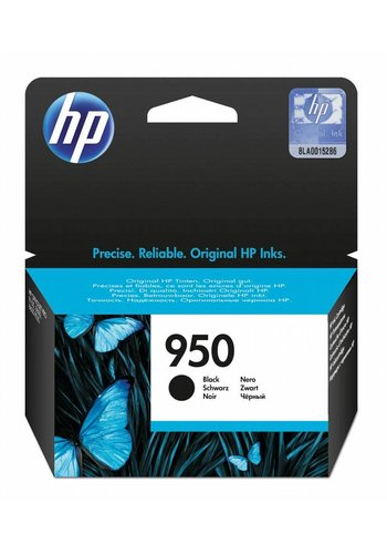 Hewlett Packard HP 950 originele zwarte inktcartridge