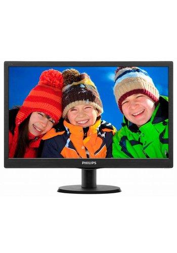 Philips LCD-monitor met SmartControl Lite 193V5LSB2/10