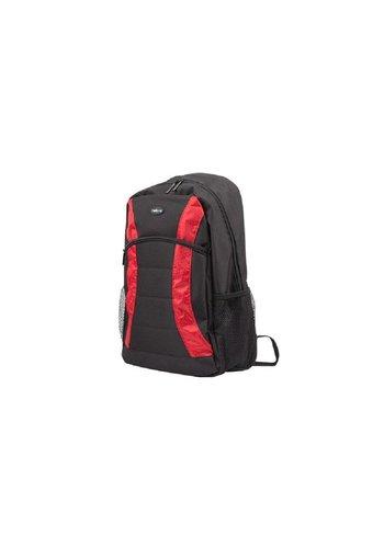 OEM Natec Backpack Black/Red 17.3 inch