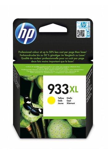 Hewlett Packard HP 933XL originele high-capacity gele inktcartridge
