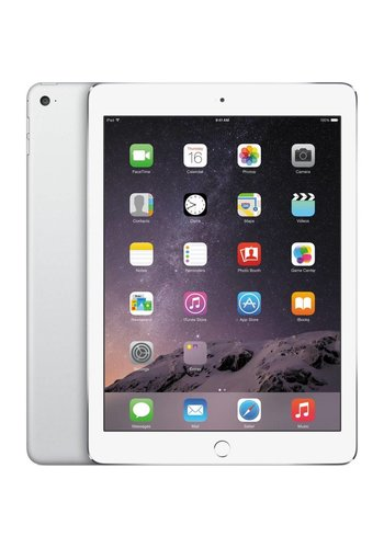 Apple Tab iPad Air 2 / 16GB / WiFi / White-Silver / RFS (refurbished)