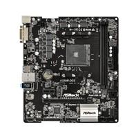 MB  A320M-DGS / AM4 / DVI / USB3 / mATX